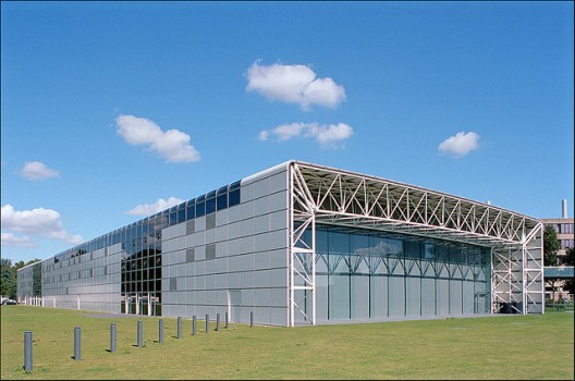 Norman Foster S Sainsbury Centre Listed Archetech