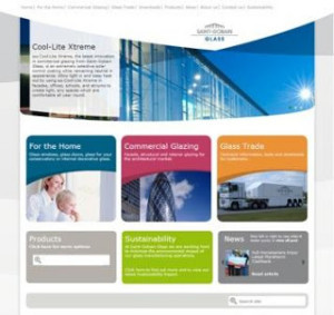 Saint-Gobain Glass UK Launches New Web Site June13