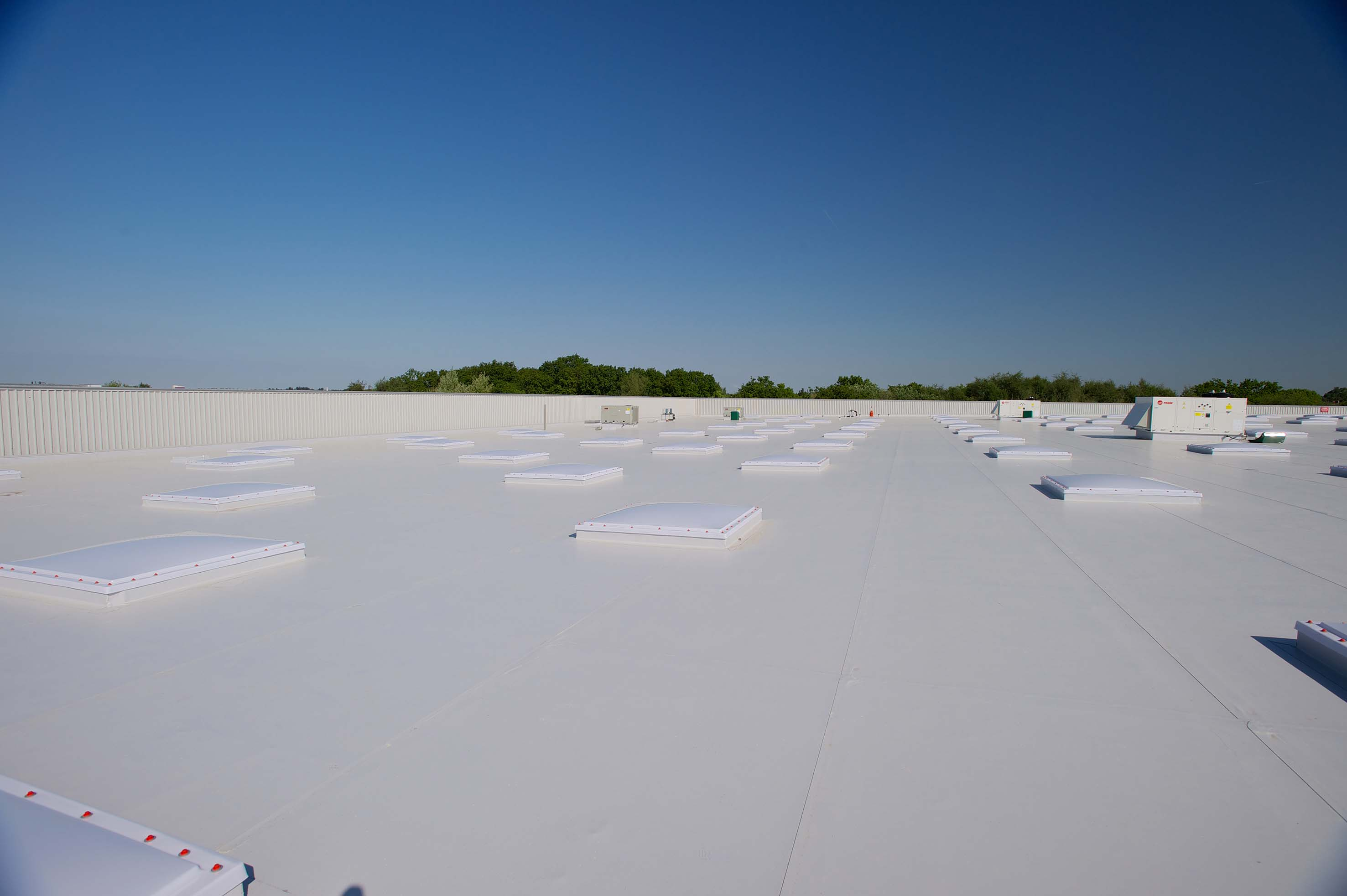 Sika Sarnafil Suits Large Scale Installation Archetech