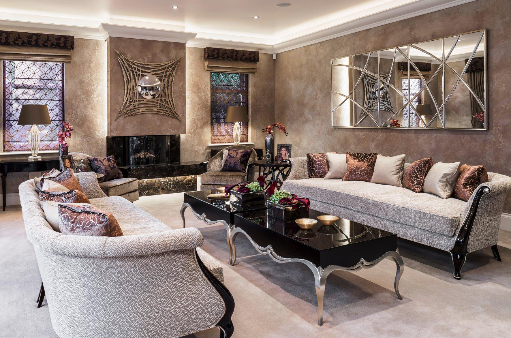 Awarding winning luxury from alexander james interiors for Interior design uk
