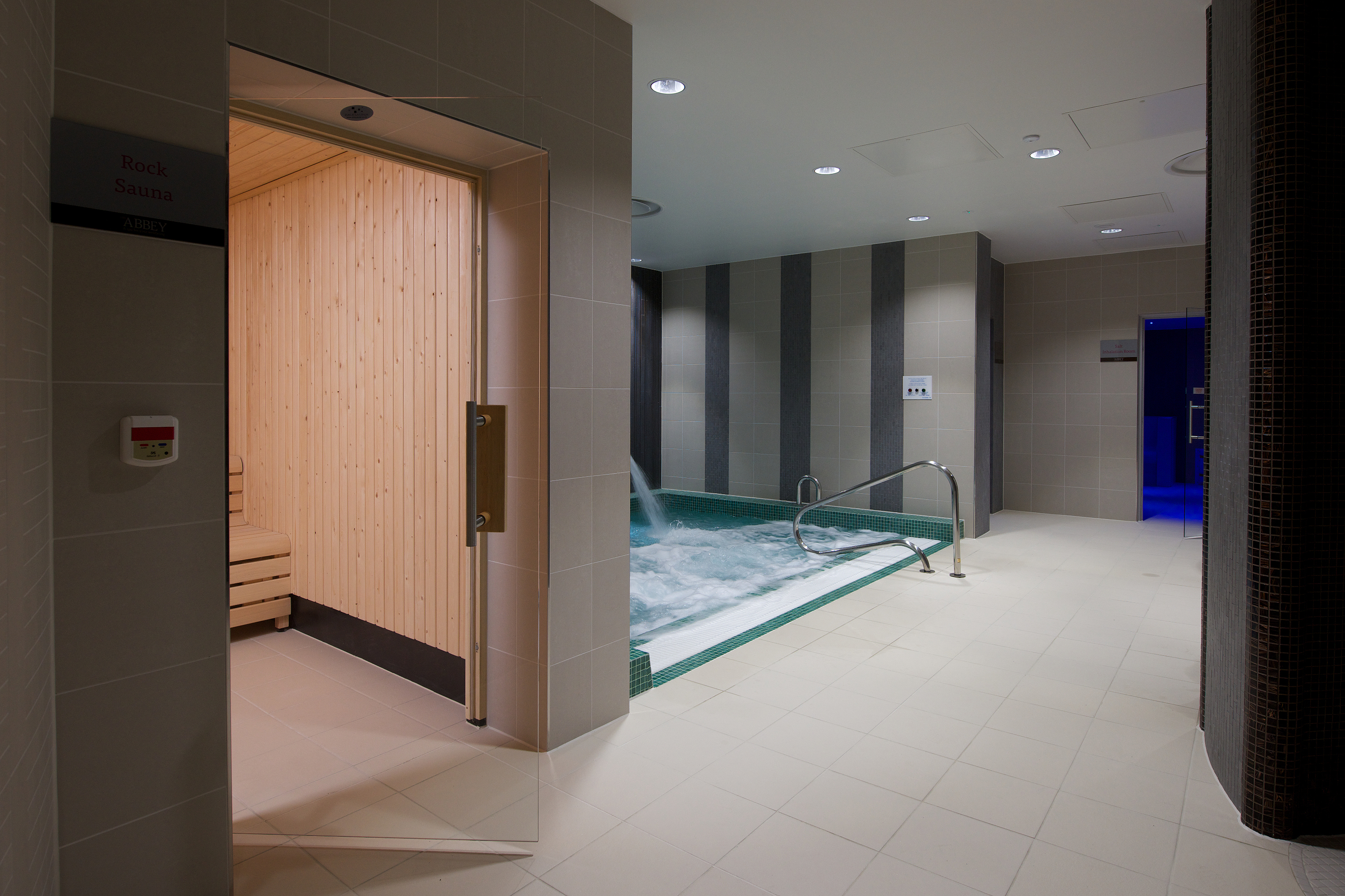 Dalesauna Thermal Spa Launches At 163 14m Leisure Centre